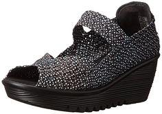 Bernie Mev Hallie Womens Casual Wedge Mary Jane Open Toe Shoes HALLE-BLACKPOLKADOT Black 36 EUR Bernie Mev http://www.amazon.com/dp/B00KN842X0/ref=cm_sw_r_pi_dp_n7tdxb00BRCE1