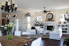 Chip & Joanna Gaines | HGTV Fixer Upper | Magnolia Homes