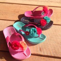 f1af55aed76 Teen slippers van Zebra Trends met hakbandje voor de kleine dametjes
