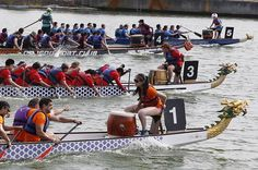 London Hong Kong Dragon Boat Festival 2016 - Broke in London
