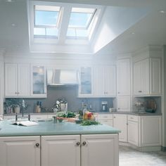 Kitchen Skylight Idea