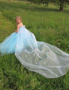Traje de Elsa congelados congelados vestido por TheCreatorsTouch