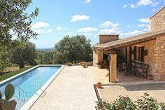 Tradional Mallorca House