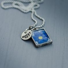 forget not necklace