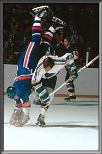 Bob Plager, hip check Hockey Games, Hockey Players, Ice Hockey, Lord Stanley Cup, Blues Nhl, Different Sports, St Louis Blues, Vancouver Canucks, Go Blue