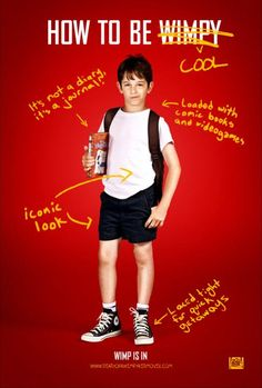 Diary of a Wimpy Kid poster