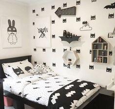Batman wall