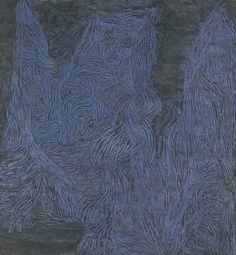 "darksilenceinsuburbia:  "" Paul Klee  Walpurgis Night  1935  """