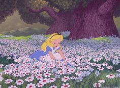 Não sei,mas sinto que Alice fumou umas maconhas das braba msm