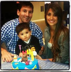 Messi's Family