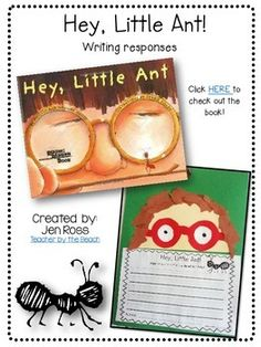 I use these writing activities that when we read Hey, Little Ant during our insect week. However, you can use these writing pages for any ant book response or writing what they learned about ants! Informational Writing, Persuasive Writing, Teaching Writing, Opinion Writing, Essay Writing, Teaching Resources, Teaching Ideas, Kindergarten Language Arts, Kindergarten Science