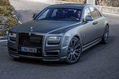 Rolls-Royce Ghost by Spofec (Novitec) #rollsroyce