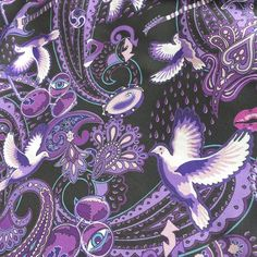 Diary of a Designer – Part 179 – by Patrick Moriarty ‹ Paisley Power ‹ Reader — WordPress.com Paisley Fabric, Paisley Pattern, Paisley Print, Textile Design, Fabric Design, Prince Images, Paisley Park, Moriarty, Pattern Cutting