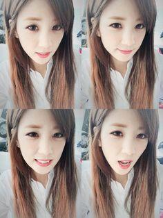 APINK - Park ChoRong #박초롱 #초롱 selca #셀카
