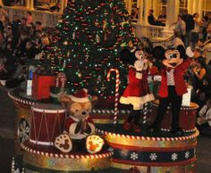Mickey's Very Merry Christmas Party (Magic Kingdom)