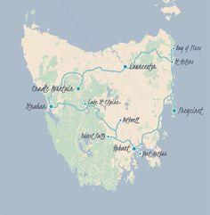 Adventures in Tasmania