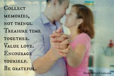 The Benefit of Creating Special Moments