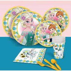 Disney Frozen Fever Party Pack
