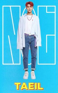 NCT Season's Greetings 2019 — Accordion Calendar: Taeil