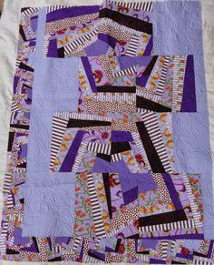 Elven Garden Quilts: Free Motion QAL - The first video tutorial! My donation quilt!