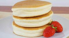 Helathy Food, Japanese Pancake, Easy Smoothie Recipes, Tortilla, Different Recipes, Food Inspiration, Love Food, Sweet Recipes, Brunch