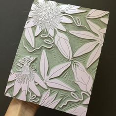 Testing my new repeat block today. Not sure I've printed using such a light pink before so looking forward to seeing how it turns out 😊 Lino Art, Woodcut Art, Linocut Prints, Stamp Printing, Printing On Fabric, Screen Printing, Linoleum Block Printing, Fabric Stamping, Handmade Stamps