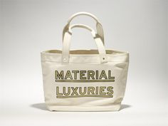 SALE - Exclusive Kate Spade Tote by Stefan Sagmeister, designed for the Wolfsonian during Art Basel.