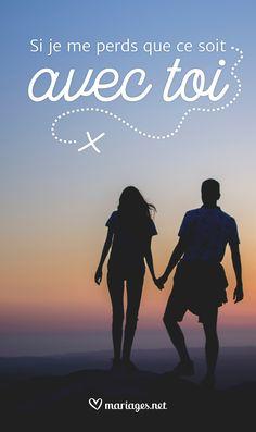 Et si on partait à l'aventure ? #amour #quote #citation #love #couple #mariage #phrase #mariagesnet