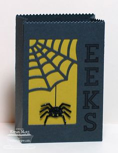 Eeks treat bag by Karen Motz