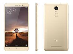 #XiaomiRedmiNote3Pro/#XiaomiredmiNote3Prime #4G LTE #Smartphone #Qualcomm Snapdragon 650 5.5 Inch 1920x1080 pixels Screen Dual Cameras 2GB RAM 16GB ROM $186.99