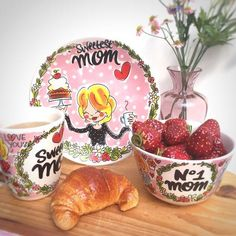 Number one mom, the sweetest mom! By Blond-Amsterdam
