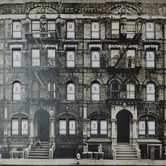 Led Zeppelin's sixteen times platinum double album Physical Graffiti is next on the 2015 reissue lineup. Produced and newly remastered by Jimmy Page in a top-lo John Paul Jones, Led Zeppelin Kashmir, Led Zeppelin Album Covers, Led Zeppelin Albums, Led Zeppelin Vinyl, Storm Thorgerson, The Velvet Underground, Atom Heart Mother, Classic Rock