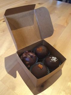 Everyone loves chocolate, especially your Mom! Get her a box of Truffles from Nuance Chocolate! http://www.nuancechocolate.com/