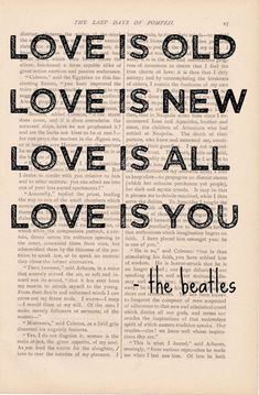 "The Beatles - ""Because"""