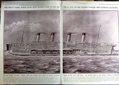 The Ilustrated London News Titanic 20 Abril 1912