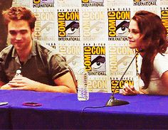 Double Click on this and watch Kristen tell Rob something Special <3
