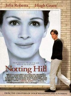 A funny and touching film that follows the romance between a simple man who lives in Notting Hill, William Thacker, and a famous movie star, Anna Scott. Description from smashingtops.com. I searched for this on bing.com/images
