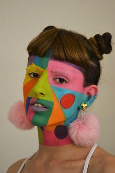 sabrina face paint