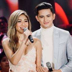 ChillaxWithJadineOnASAP (ctto) James Reid, Nadine Lustre, Jadine, My Forever, Pinoy, Girl Crushes, Otp, Philippines, Hair Ideas