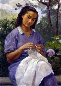 Teresa Sanchez Gavito Y Perdomo (1918 - 2000)