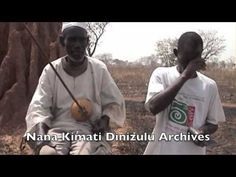 African Roots of The Blues Part 6 - Dagomba One String Traditions
