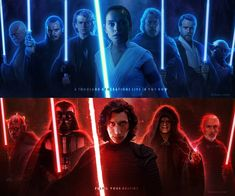 SPOILER Jedi and Sith ended in The Rise of Skywalker what do you think? Tag a friend and let me know what you think! Art by Star Wars Kylo Ren, Rey Star Wars, Star Wars Jedi, Nave Star Wars, Star Wars Fan Art, Star Wars Trivia, Star Wars Facts, Star Wars Humor, Images Star Wars