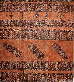 tapa Tonga - polinesian art