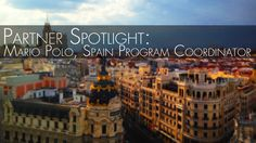Thinking about joining our Sports without Borders Spain team this June? Get to know your fearless leader, Mario Polo, in our latest blog post! Want to play soccer and serve at local NGOs in Madrid? Sign up here: http://www.islonline.org/teams/swbspain/
