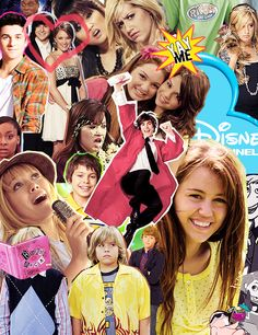the GOOD disney channel plus phil of the future, minus Wizards of waverly place