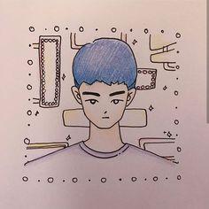 Teen Web, Web Drama, Nature Drawing, Art Drawings Sketches, Webtoon, Korean Drama, Cute Art, Anime, Kawaii