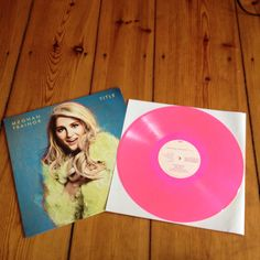Meghan Trainor - Title (Limited Pink Vinyl)