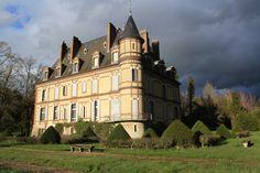 Patrimoine culturel - Châteaux - Château du Bignon-Mirabeau LE BIGNON-MIRABEAU - Vos vacances en Loiret Val de Loire près de Paris