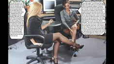In the office by Simsalabim45.deviantart.com on @DeviantArt