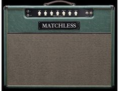 Matchless Chieftain 2x12 Combo Amp (Flansy's, and it sounds good!)
